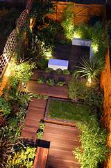 Very Small Garden Ideas Photograph | Unique Small Garden Des