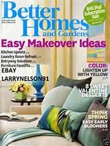 BETTER HOMES GARDENS FEBRUARY 2014 EASY MAKEOVER IDEAS KITCHEN UPDATE ...