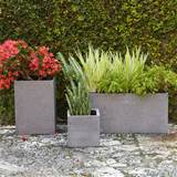 Cityscape Planters - Modern - Outdoor Pots And Planters - by West Elm
