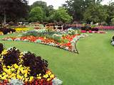 Description Flower garden, Botanic Gardens, Churchtown 2.JPG