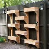 ... > Container Gardening > Vertical Garden Planter Boxes Ideas
