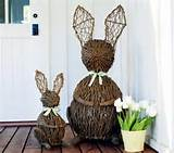 outdoor easter decorations 27 ideas for garden and entry into the