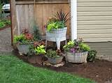 re purposed into awesome primitive garden containers cute decor
