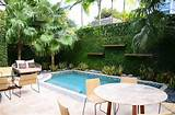 home s outdoor spaces get a lush tropical makeover