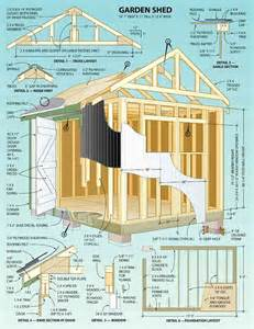 shed plans 8 8 x12 shed plans essential considerations when