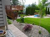 backyard landscaping ideas without grass landscaping gardening