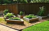 are some more suggestion to have some really charming raised garden