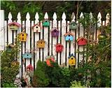 10 fabulous ideas to decorate your patio or garden fence fun corner