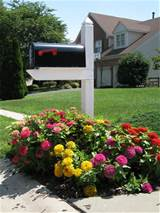 mailbox landscape ideas - group picture, image by tag ...