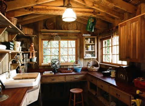 Garden Shed Interior : The Best Way To Landscape Around A Garden Shed ...