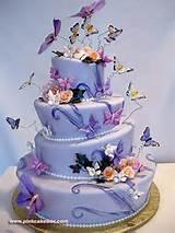 Butterfly Wedding Cake wedding-ideas | Garden | Pinterest
