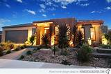 desert landscaping ideas | 15 Modern Front Yard Landscape Ideas | Home ...