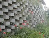 cinder block ideas wall garden cinder block ideas wall garden