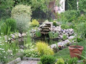 small garden ponds backyard garden ponds backyard pond designs back ...