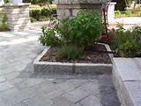 landscape edging yard ideas pinterest