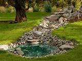 ... Waterfalls on Pinterest | Small Ponds, Ponds and Backyard Ponds