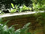 brick garden walls stone garden wall brick garden walls brick garden ...