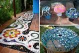 mosaic garden project 0