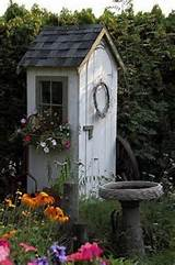 Small garden shed ideas | Ideas for the Garden | Pinterest