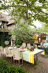 garden decor party planning ideas pinterest