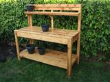 diy garden potting work bench ideas the benefit in having diy garden