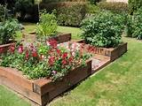 ... Inspirations > Container Gardening > Raised Garden Planter Beds Ideas