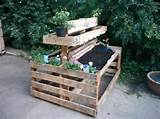 25 Ways Of How To Use Pallets In Your Garden DesignRulz.com