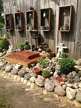 Rockgarden | Rock garden ideas | Pinterest