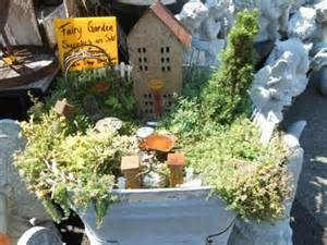 Miniature Fairy Gardens: Ideas and Pictures
