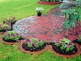 Gardening & Park. Small Simple Garden Ideas: Garden Cheap Landscaping ...