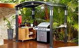outdoor cooking bbqs and outdoor kitchens have a wide range of