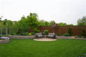 simple small backyard landscaping ideas : Backyard Landscaping Ideas