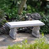 Miniature Gardening - Stone Bench > $4.84