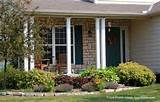 lewis center ohio front yard landscaping front porch designs