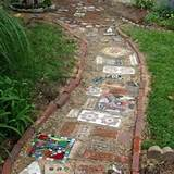diy garden path ideas cdxnd com home design in pictures