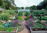 pretty potager vegetable garden designs pinterest