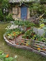 whimsical raindrop cottage garden ideas pinterest