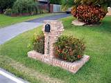 brick mailbox | amazing digital imagery above, is other parts of ...