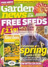 Garden News Magazine Subscription | Buy at Newsstand.co.uk | Gardening