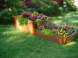 raised bed gardening ideas - front yard landscaping ideas