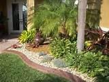 tropical landscape landscape diy garden decor pinterest