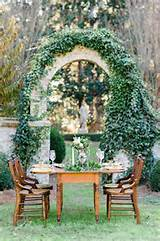 garden party wedding ideas secret garden table setting garden