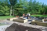raised garden beds dirt simple
