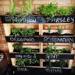 20 Beautiful diy Vertical Herb Garden ideas 2015