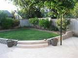 simple small backyard landscaping ideas simple landscaping ideas ...