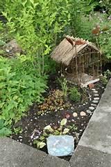 Fairy house | Decorative Gardening Ideas | Pinterest