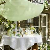 garden party ideas outdoor dining garden decoration photo