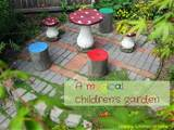 childrens garden ideas - Google Search | Gardens for children | Pinte ...