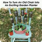 Garden planter | garden ideas | Pinterest