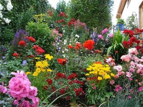 How to Develop Flower Garden Ideas | Smart Home Decorating Ideas